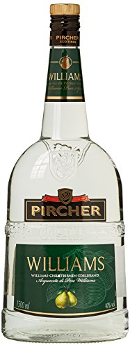 Pircher Williams Edelbrand, 1er Pack (1 x 1,5 l)