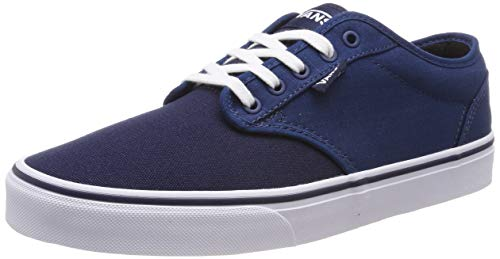 Vans Herren Atwood Canvas Sneaker Sneakers, Blau ((Ripstop) Sailor Blue/Dress Blues Vef), 40 EU