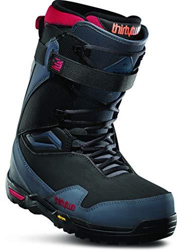 thirtytwo TM-2 XLT Snowboard Boot (Dark Grey/Black/Red, 12)