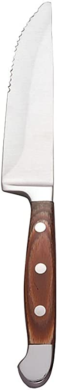 World Tableware 200 1522 9 5 Jumbo Full Tang Steak Knife Dozen