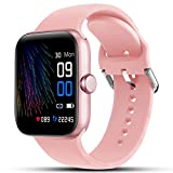 LIFEBEE Smartwatch Orologio Sportivo Fitness Tracker Uomo Donna,Bluetooth Smart Watch TouchScreen...