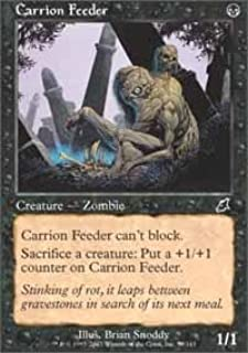 Magic: the Gathering - Carrion Feeder - Scourge - Foil