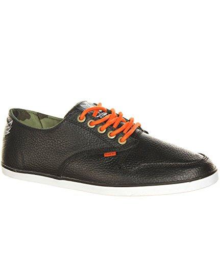 Element , Chaussures de skateboard pour homme - Noir - Noir, 44 EU