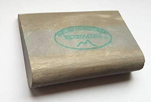 Rozsutec Tropfenform - Natur Schleifstein 80x55x18mm
