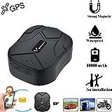 GPS Tracker Localizzatore GPS per Auto/Veicoli/ Camion/Moto,10000mAh TK905B