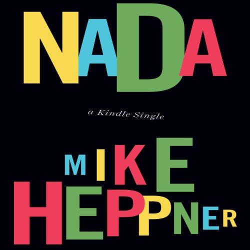 Nada audiobook cover art