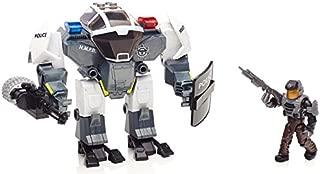 Mega Bloks Halo Sector 12 Police Cyclops Set