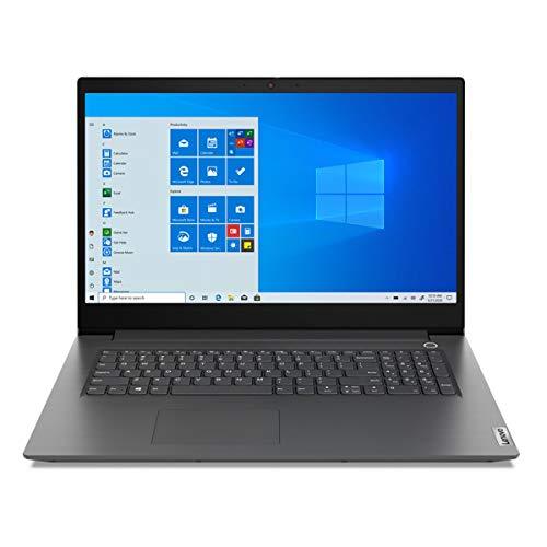 Lenovo Notebook (17,3 Zoll FHD), Intel Dual Core i3 2 x 3.40 GHz, 8 GB DDR4 RAM, 128 GB SSD, HDMI, Intel UHD Grafik, HD Webcam, Windows 10 Pro