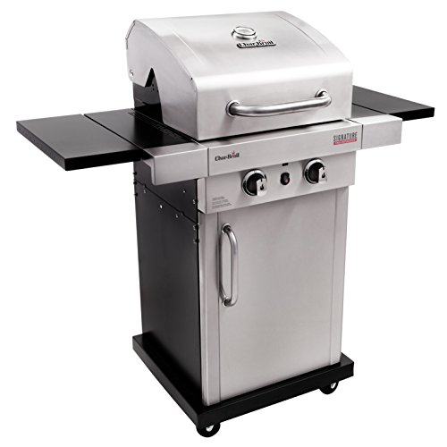 Char-Broil Signature TRU-Infrared 325 2-Burner Cabinet...