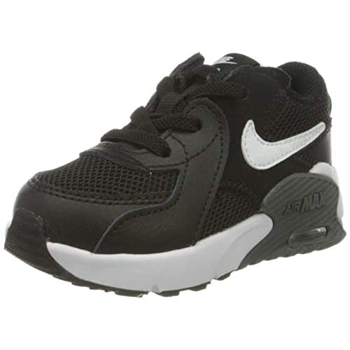 Nike Air Max EXCEE (TD), Scarpe da Ginnastica, Black/White/Dk Grey, 21 EU