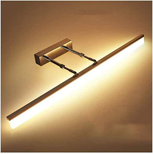 Carl Artbay Shuai Beautiful Lamp * Hoofdbad waterdicht en anti-condens-verlichting van de spiegel van de regelaar (kleur: warm licht 40 cm-8 W)