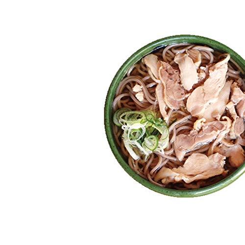 そば 蕎麦 冷たい肉そば5人前 タレ 一味 おてもと付き 年越しそば 山形県 行列店 寒河江 そば処ひふみ 御歳暮 ギフト 送料無料