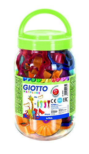Giotto 688900–spack Patplume 24piezas