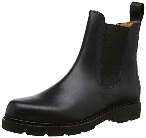 Aigle Herren Quercy Chelsea Boots, Schwarz (Black), 41 EU