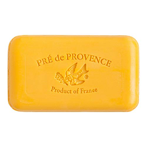 Pre' De Provence Artisanal French Soap Bar Enriched With Shea Butter, Spiced Rum, 150 Gram