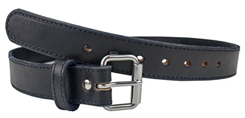 Relentless Tactical Ultimate Steel Core Gun Belt | Leather Gun Belt w/Steel Insert | Made in USA