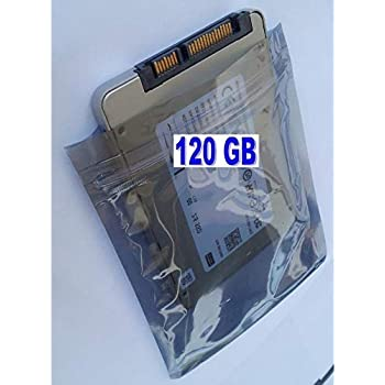 120 GB SSD Disco Duro Compatible con HP Compaq Presario C700 el ...