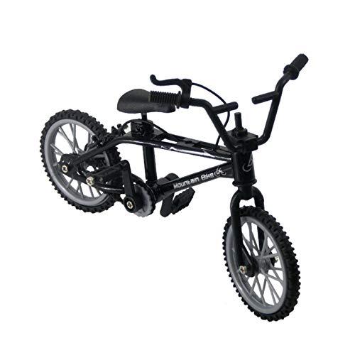 youngfate Mini-Fahrrad Finger Bike Miniatur Metall Spielzeug Finger Fahrrad Geben Sie Es Kollegen, Freunden Und Der Familie