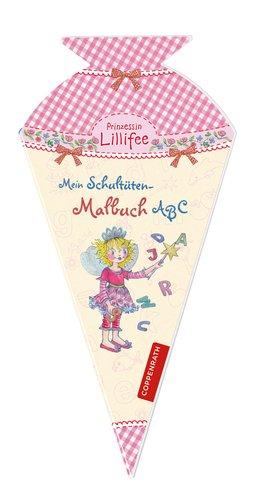 Prinzessin Lillifee - Mein Schultüten-Malbuch ABC