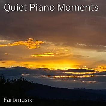 Quiet Piano Moments (Live Concert)
