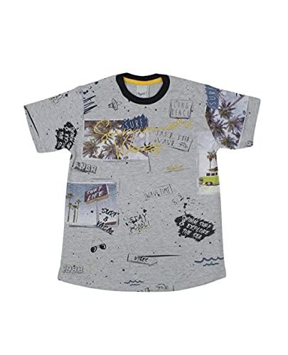 Camiseta Manga Curta Angerô