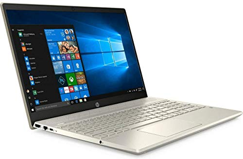"Newest HP 15 15.6"" HD Touchscreen Premium Laptop - Intel Core i5-7200U, 8GB DDR4, 2TB HDD, HDMI, Webcam, Wi-Fi AC + Bluetooth 4.2, Gigabit Ethernet RJ-45, Windows 10 - Gold"