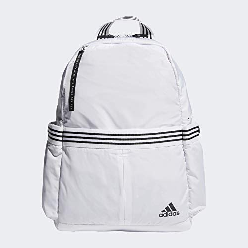 adidas Women's VFA Backpack, White/Black, ONE SIZE