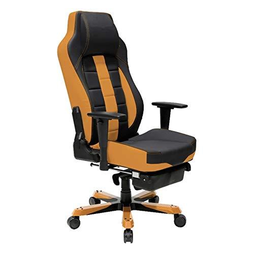 Silla de oficina Presidente de masaje Gaming Gaming Silla con respaldo alto estilo de carreras de alta Volver Racing Estilo Ejecutivo juego de la computadora silla de oficina con reposacabezas y repos