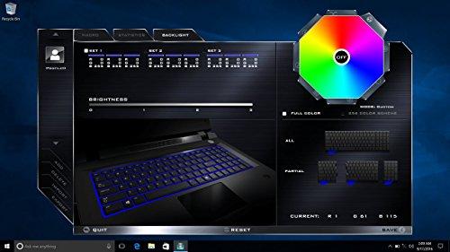 "Latest 2017 Eluktronics P650HP6 15.6"" FHD 1080p IPS Graphic Design Laptop PC - Intel i7-7700HQ Quad Core Windows 10 Home 6GB GDDR5 NVIDIA GeForce GTX 1060 VR Ready 256GB SSD + 1TB HDD 16GB DDR4 RAM"