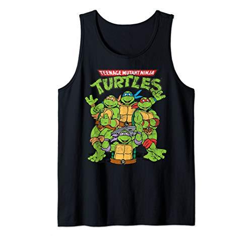 Nickelodeon Teenage Mutant Ninja Turtles Chillin' Tank Top
