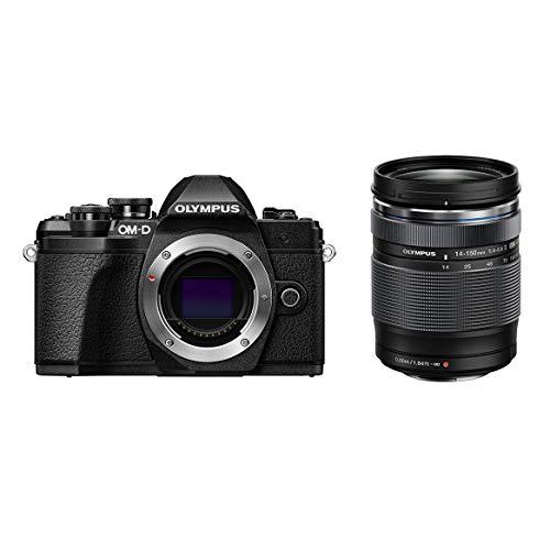 Olympus OM-D E-M10 Mark III Camera with 14-150mm F4.0-5.6 II Lens
