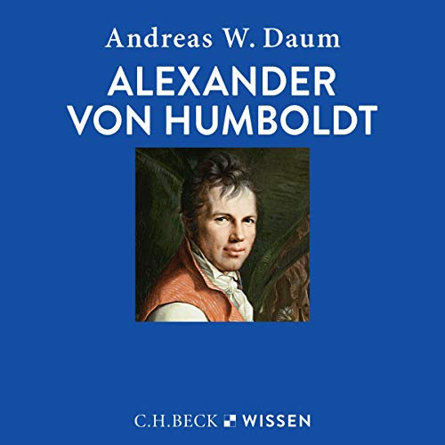 Alexander von Humboldt audiobook cover art