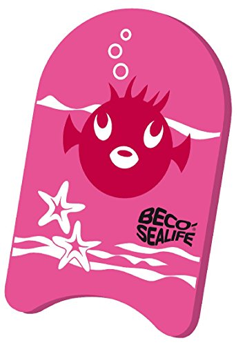 Beco Unisex Jugend Sealife Schwimmbrett, pink, One Size