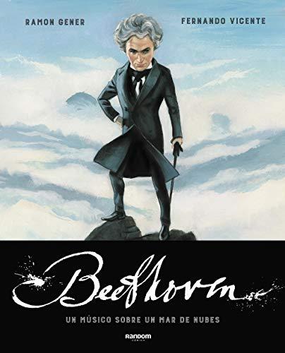 Beethoven. Un músico sobre un mar de nubes (Random Cómics)
