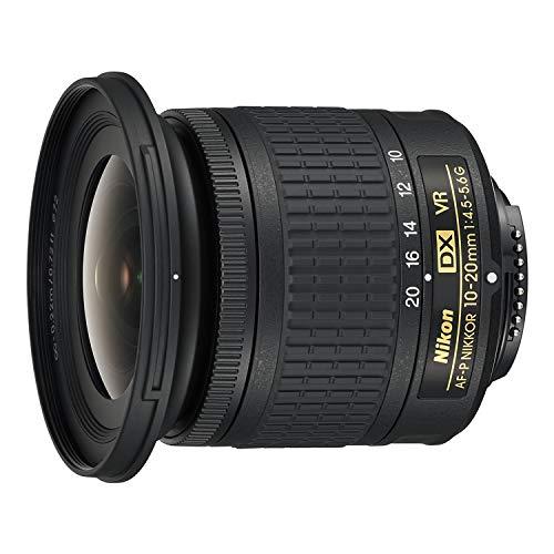 Nikon Lente Zoom Gran Angular AF-P DX NIKKOR 10-20 mm f / 4.5-5.6G VR Nikon DX Formato Solamente.