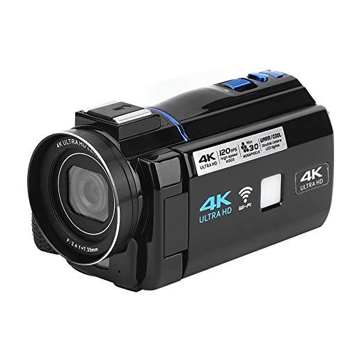 DAUERHAFT Videocámara multifunción 4K, para fotografía Profesional