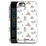 DeinDesign Coque Compatible avec Apple iPhone 5c Coque renforcée Coque Antichoc Winnie l'ourson...