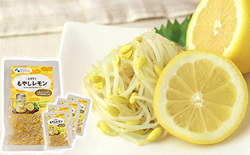 もやしレモン 調理済 120g × 5袋 ちこり村 調理不要 サラダ お惣菜 低糖質 高たんぱく
