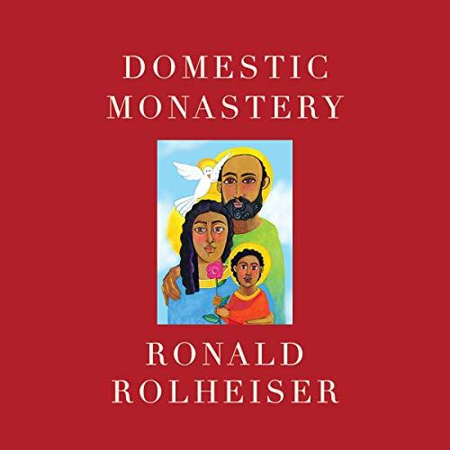 Domestic Monastery audiobook cover art