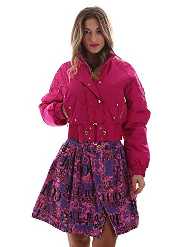 Versace Jeans C0HUB98225074431 Daunenjacke Frauen Pink S