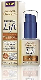 Avalon Organics Essential Lift Contouring Eye Cream 0.5 oz