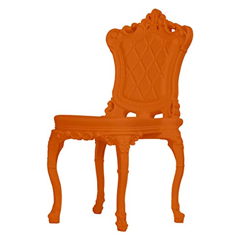 Design of Love Set 2 Princess of Love Chaise Orange courge