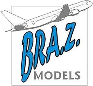 ブラッズモデル 1/200 ボーイング B747-400用 ロールスロイス RB211-524Hエンジンセット (ハセガワ用) プラモデル用パーツ BRZBZ2011