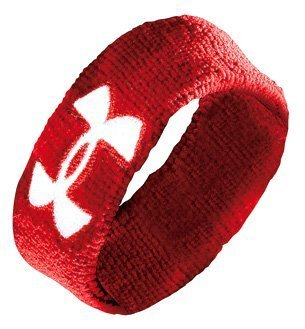 UNDER ARMOUR 2,54 cm pulsera [rojo]