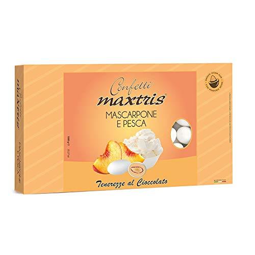 Confetti Maxtris Kasten ab 1 kg Geschmack mit Mascarpone-Creme und und Angeln