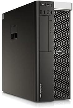 Dell Precision T7810 Workstation 2X Intel Xeon E5-2630 V3 2.4GHz 8-Core 16GB DDR4 Quadro NVS 310 480GB SSD + 1TB HDD Win 10 Pro  Renewed