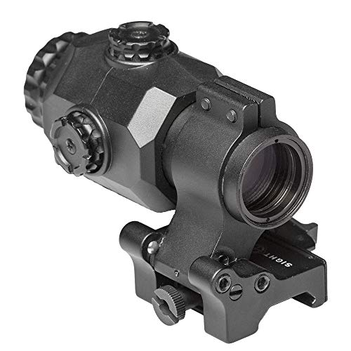 Sightmark XT-3 Tactical Magnifier with LQD Flip to Side Mount