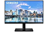 Samsung Business FT452 Series 24 inch 1080p 75Hz IPS Computer Monitor for Business with HDMI, DisplayPort, USB, HAS Stand, 3-Yr Wrnty (F24T452FQN), Black