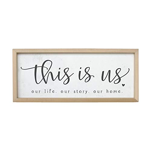 Simply Said, Inc Home Farmhouse Frames, This is Us