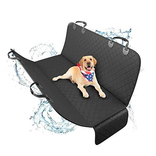 Autositzbezug für Hunde, Jeep Wrangler, Compass, Renegade, dreilagig, wasserdicht